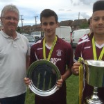 Suffolk Section Winners – Chelmsford City FC U16s