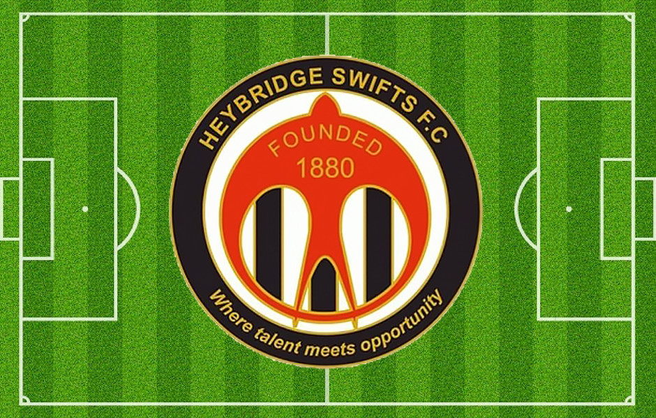 Heybridge Swifts logo