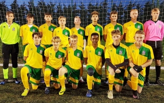 EJA U15 Rep Team