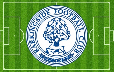 Barkingside Badge