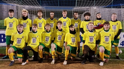 EJA U15 Rep Team v. Watford