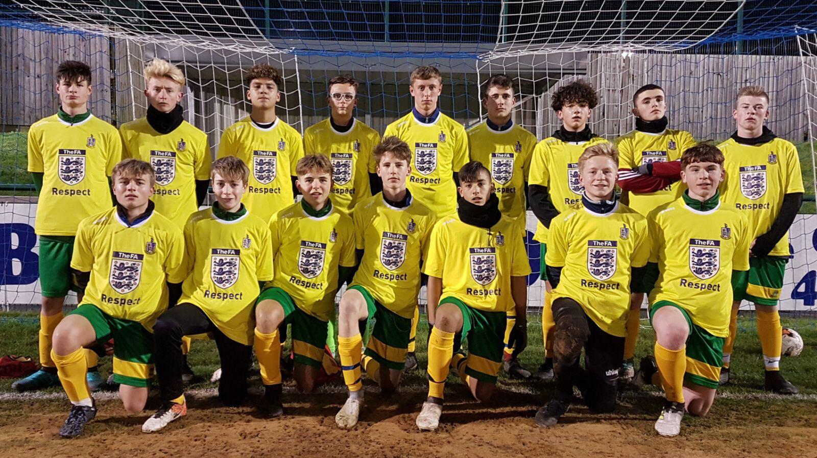 EJA U15 Rep Team v. Watford