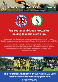 Are you an ambitious football